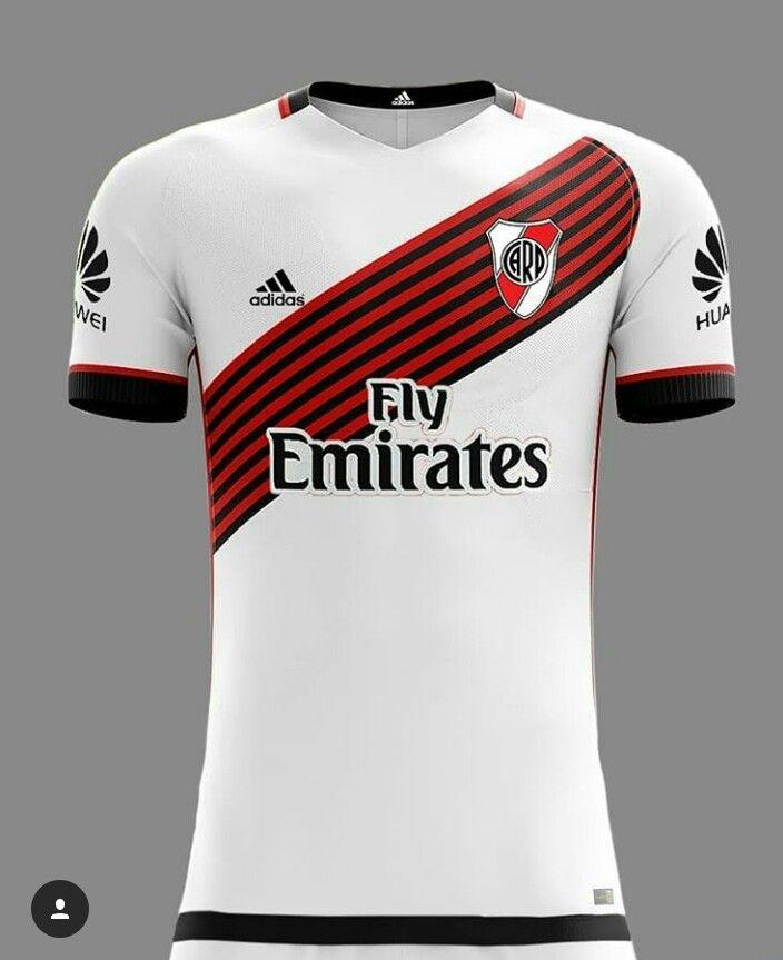 Riverplatenses Camisetas De Fútbol 75514016bca32