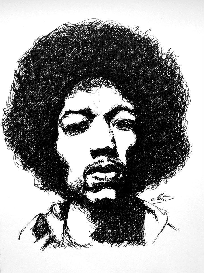 Jimmy Hendrix https://www.facebook.com/StefanMarcuArt