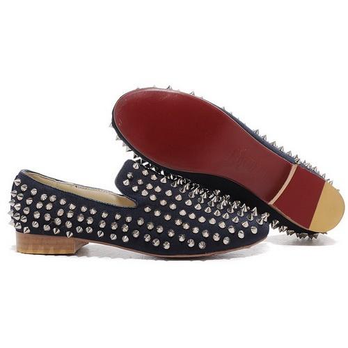 http://www.chaussurechristianlouboutin-pascher.net/christian-louboutin-rollerball-spikes-mens-chaussures-plates-denim-marine-p-1022.html