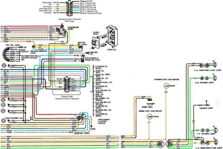 16 1972 Chevy Truck Engine Wiring Diagram Engine Diagram Wiringg Net Chevy Trucks 72 Chevy Truck 67 72 Chevy Truck