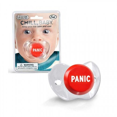 Panic Button Soother