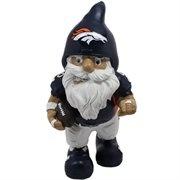 Denver Broncos Action Pose Gnome