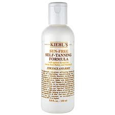 Kiehl's Sun Free Tanning Lotion~the best on earth!!!