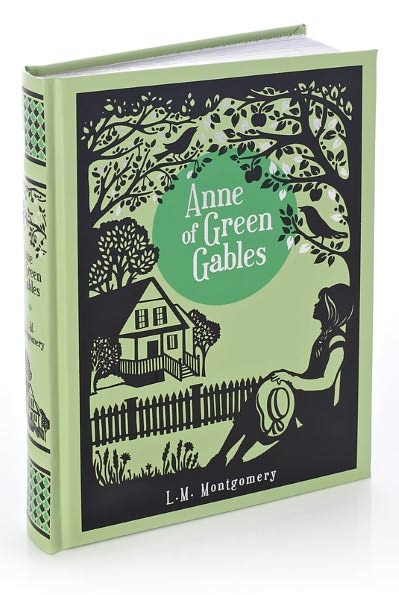 Anne of Green Gables- I just bought this book for my oldest daughter 11yrs old....I loved the story when I was her age!