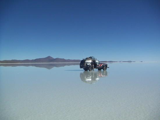 Salt Flats - Chile and Bolivia