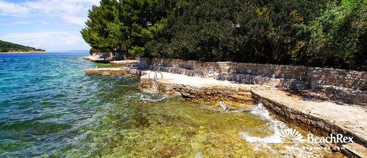Beach Sabina - Nečujam - Island Šolta - Dalmatia - Split - Croatia