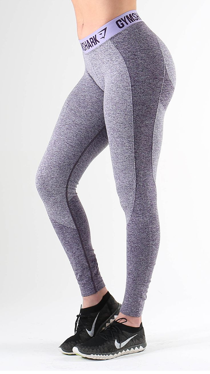 Form hugging and figure flattering, the Gymshark Flex Leggings combine a seamless knit with beautiful design so you can squat in confidence. Many fitness bloggers favourite workout leggings that are available in four new colours.