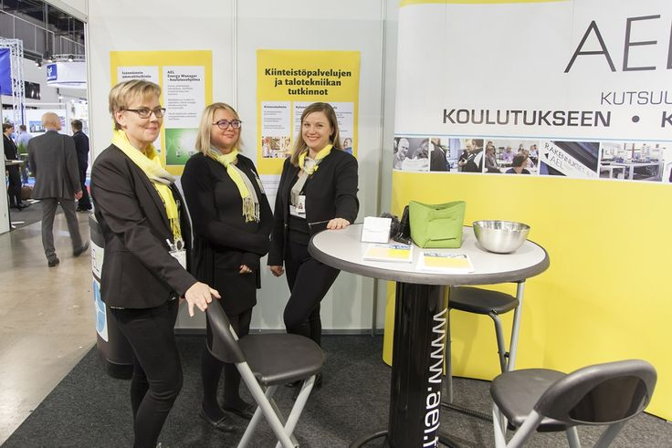 FinnSec 2017 kokosi turvallisuusalan tekijät Messukeskukseen | AEL - Elinkeinoelämän koulutuspalvelut