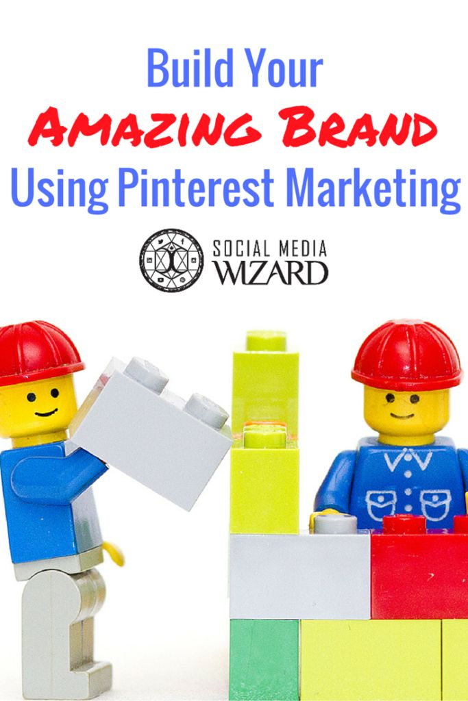 Build You Amazing Brand Using Pinterest Marketing - Social Media and Pinterest Expert @trevorellestad spoke to me about just how important Pinterest can be for brands but also the challenges that it poses. http://www.socialmediawizard.com/2016/06/28/build-your-amazing-brand-using-pinterest-marketing/