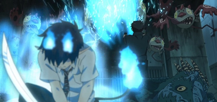 ao no exorcist | All Ao no Exorcist Episodes 1 – 25 ( 3.1 GB ): DOWNLOAD