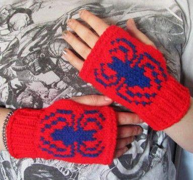 Google Image Result for http://www.artfire.com/uploads/product/8/638/33638/4433638/4433638/large/spiderman_knit_fingerless_gloves_blue_super_hero_fan_art_ready_to_ship_7e398fa8.jpg