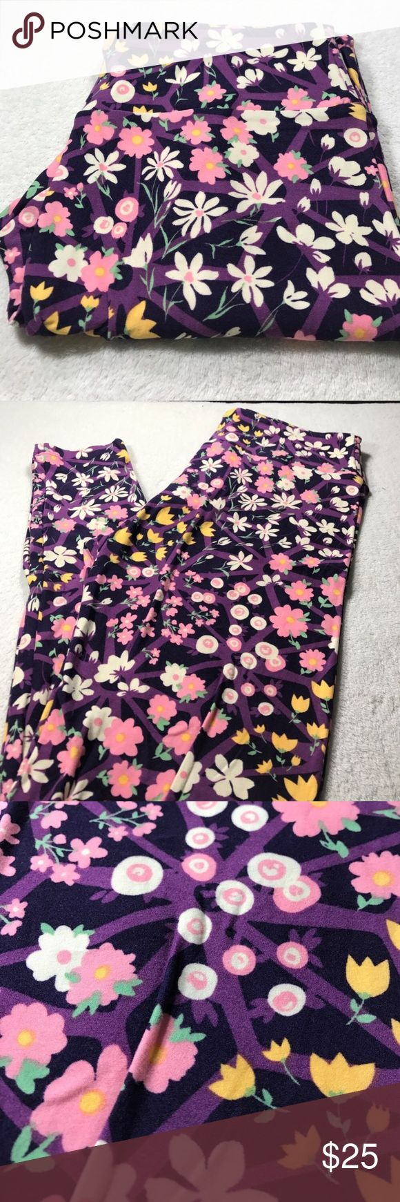 LuLaRoe Tall and curvy leggings nwt LuLaRoe Tall and curvy leggings nwt 🍀price is firm unless bundled LuLaRoe Pants Leggings