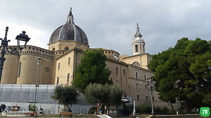 Santuario della Santa Casa #Loreto #Marche #Italia #Italy #Viaggiare #Viaggio #EIlViaggioContinua #AlwaysOnTheRoad