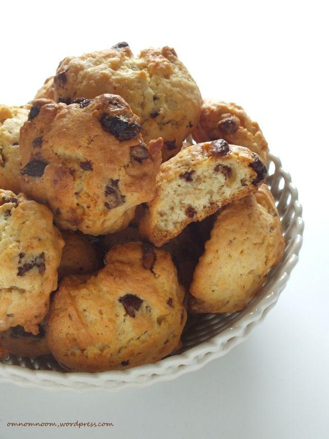 Ciasteczka z kawałkami czekolady / Chocolate chip cookies