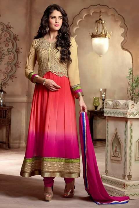 #designer #anarkali #salwar #suits @ http://zohraa.com/cream-faux-georgette-anarkali-suit-z7019p2105-2.html #designeranarkalisuits #celebrity #anarkali #zohraa #onlineshop #womensfashion #womenswear #bollywood #look #diva #party #shopping #online #beautiful #beauty #glam #shoppingonline #styles #stylish #model #fashionista #women #lifestyle #fashion #original #products #saynotoreplicas