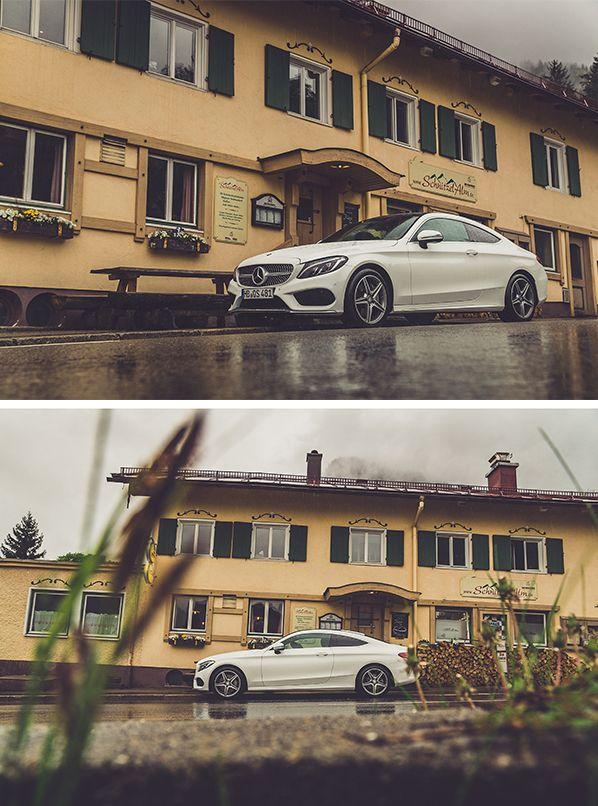 Emotion meets clear design. Photos by Frederic Seemann. #MBsocialcar