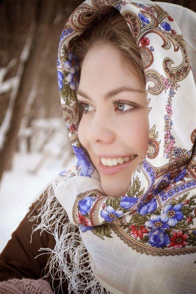 Павловопосадский платок Милый друг 1345-4 ***Павловопосадские платки и шали / Russian Pavlovo Posad shawls