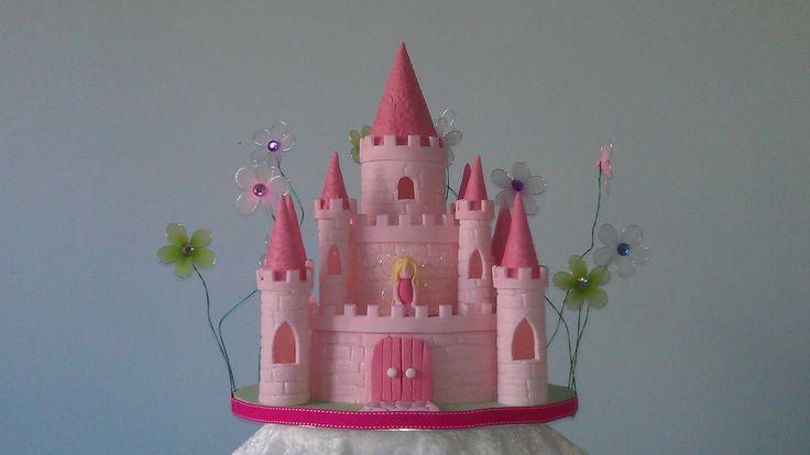 princess cake Fairy Princess CastleThe Dorset Cake ...