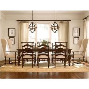 Paula Deen River House Rectangular Dining From Universal Furniture At Star  Furniture