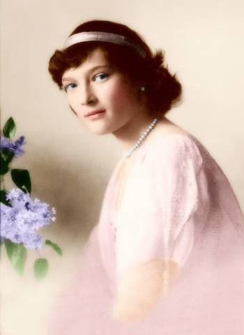 Granduchessa Tatiana Romanova, seconda figlia dell'imperatore Nicola II e…