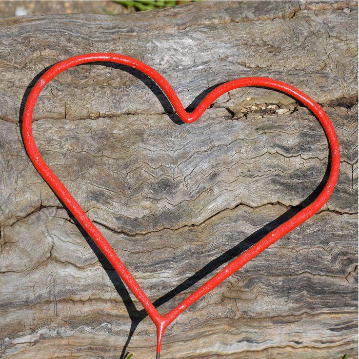 svatební prskavky - maxi srdce. Nikdy jste neviděli větší prskavku.