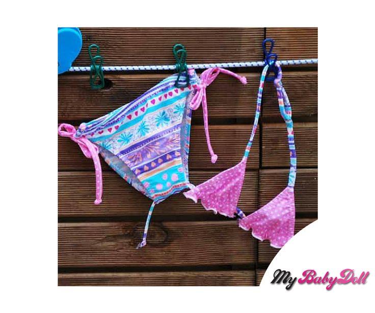 Παιδικό Μαγιώ Bikini – Aquamania By Crool  Δείτε εδώ > http://mybabydoll.gr/shop/girl/paidiko-magio-bikini-aquamania-by-crool-a05-643/  Παιδικό μαγιώ bikini τρίγωνο της ελληνικής εταιρείας Crool. Ένα μαγιώ που θα λατρέψουν οι μικρές μας φίλες αλλά και οι γονείς με την άριστη ποιότητα του. Στεγνώνει εύκολα μετά την έξοδο από την θάλασσα.