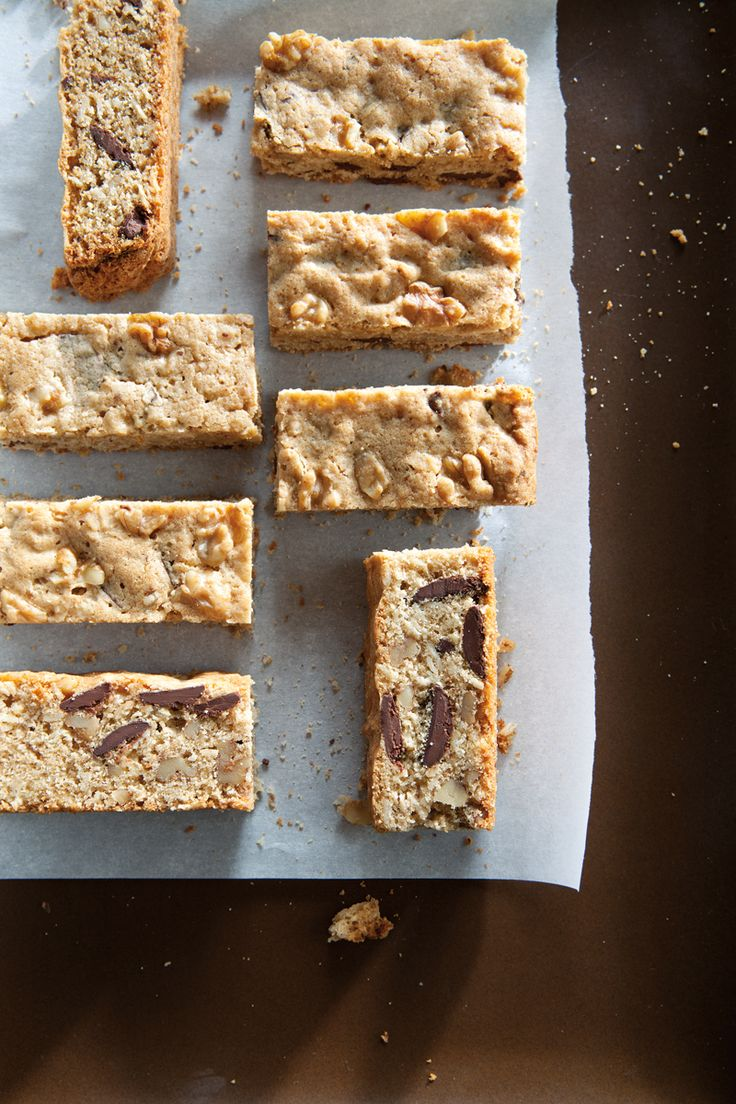 Deser williams pictures to pin on pinterest - Dark Chocolate Oatmeal Bars Williams Sonoma Taste