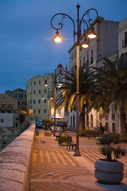 cagliari bastione di santa croce italy - photo#20