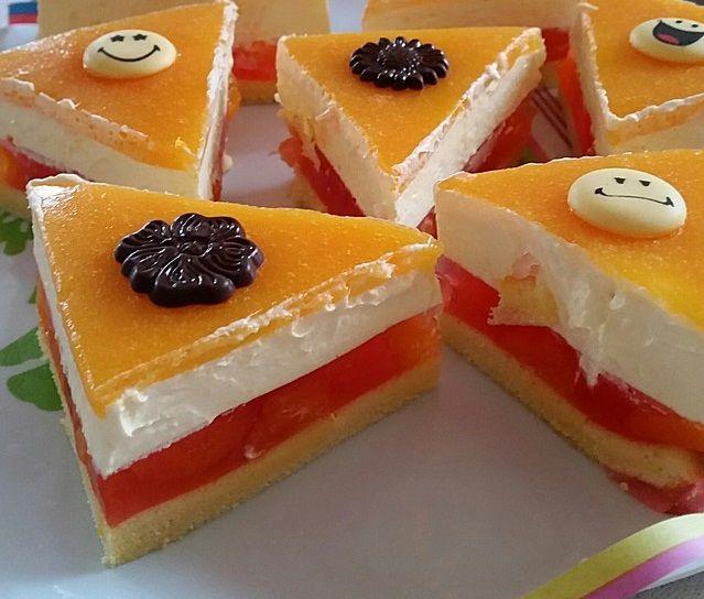 Backrezepte für Ihre Küche: Friss dich dumm - Kuchen