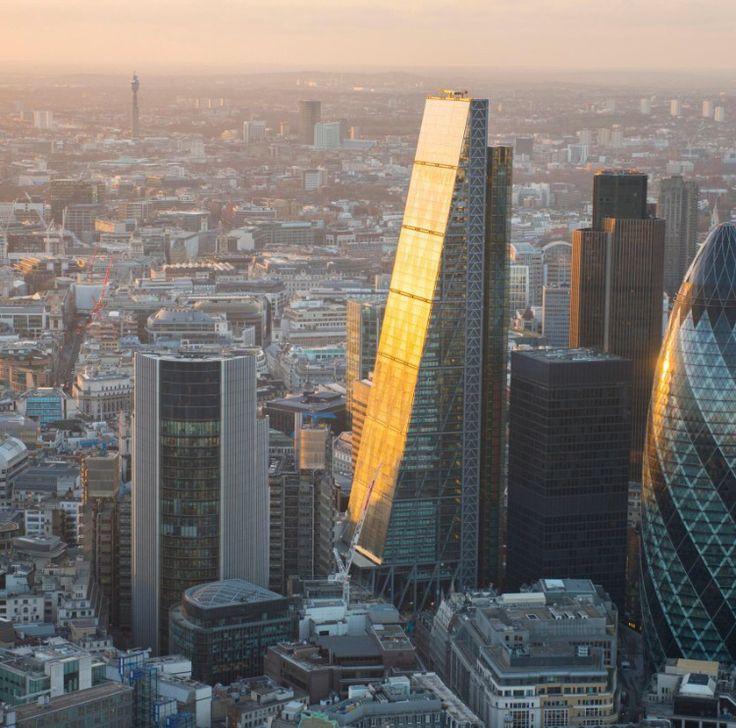 Leadenhall Building / London / Richard Rogers