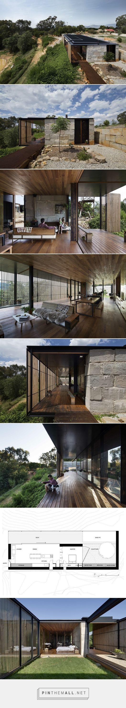 SawMill House Archier Studio 17 best