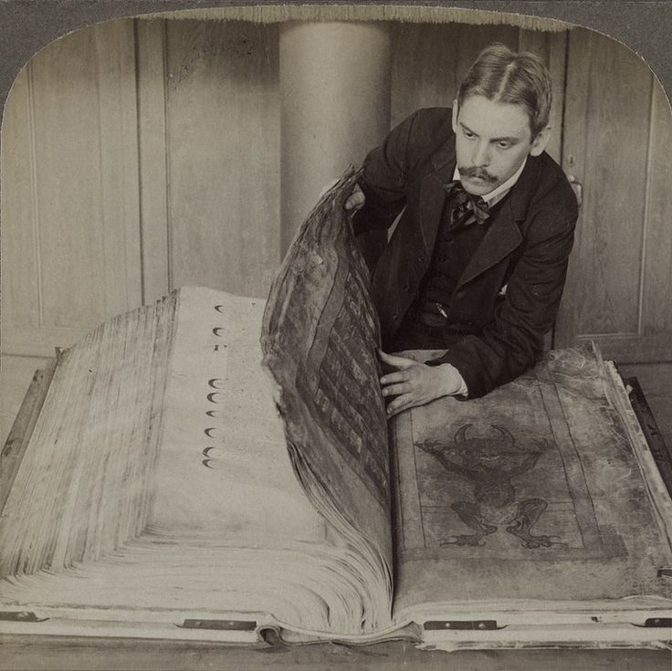 Object of Intrigue: The Devil's Bible   Atlas Obscura