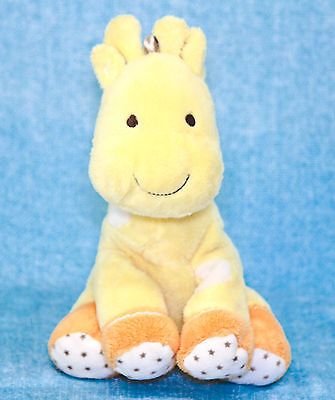 Child Of Mine Carters Giraffe Yellow Plush Musical Moves Stuffed Animal Lovey