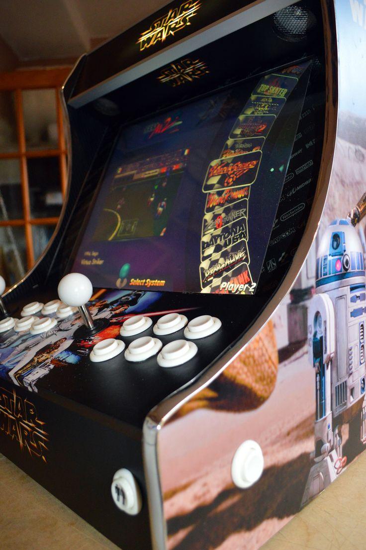 Pin by Munki's Mini Arcades on Mini Arcade Machines Mini