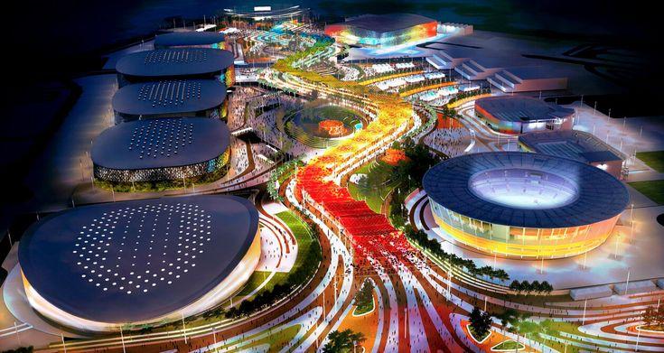Olimpíadas Rio 2016 serão transmitidas em resolução 8K para o Japão - http://www.showmetech.com.br/rio-2016-8k-vr-japao/