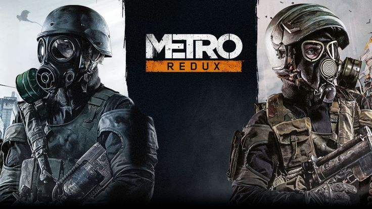 Metro Redux PC Game Highly Compressed Free Download