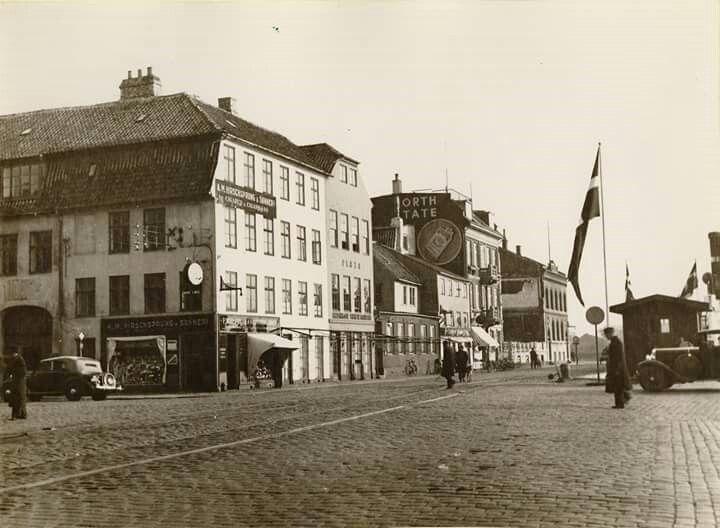 Havnegade 1930erne