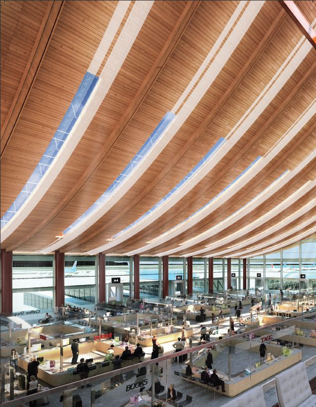 Seoul Incheon International Airport, Seoul, South Korea. Ranked # 2 on The World's Best Airports 2014 list