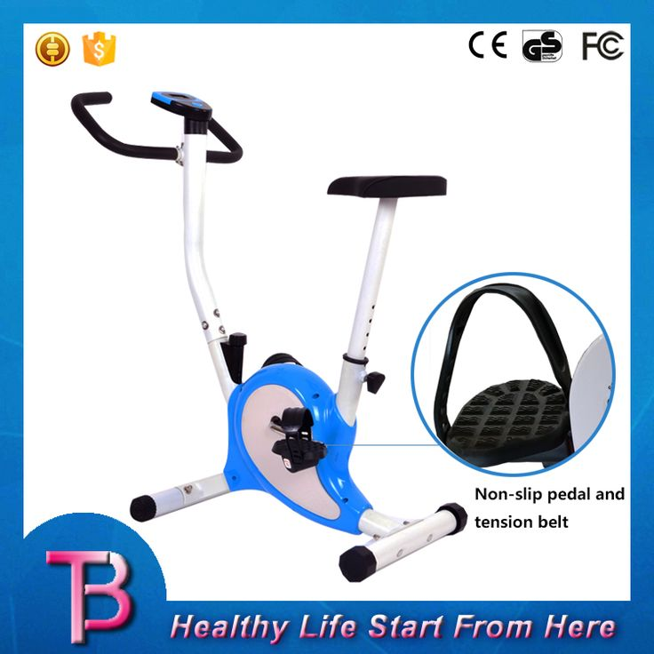 Home fitness sit down fold up exercise bike for sale