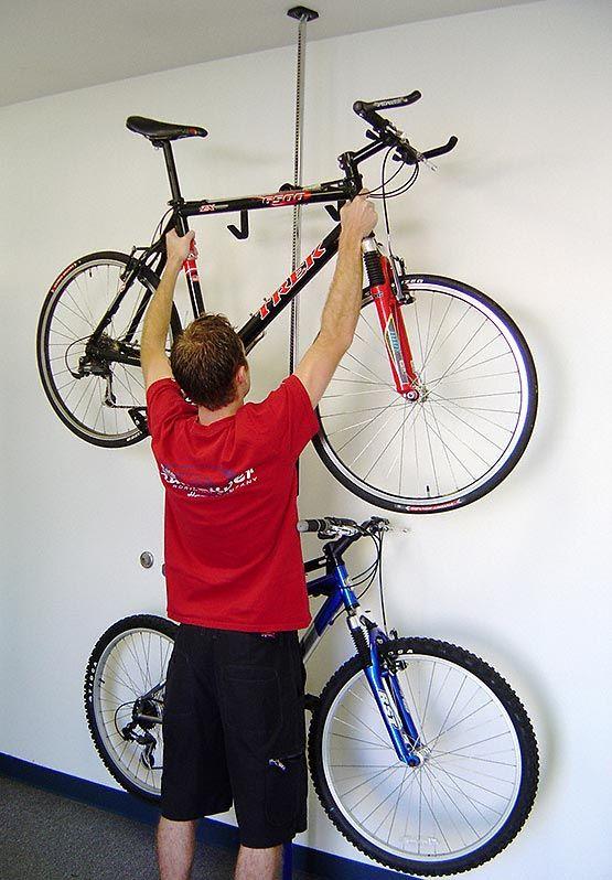 Garage Bicycle Storage   Google Search