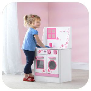 Small play kitchen from big w