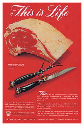 meat!: Meat Advertising, Meati Meat, Meat Meat, Meat Counter