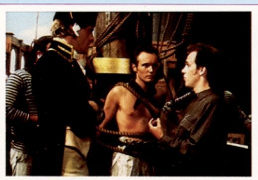 1986 Adam Ant and Stewart Copeland on the soundtrack to the film Out of Bounds.