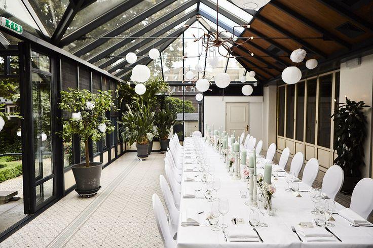 Bruiloft Danique & Rens Weddingplanner: Prachtige Plannen weddings & events Fotografie: David Lamboo Locatie: Villa de Vier Jaargetijden #mint #roze