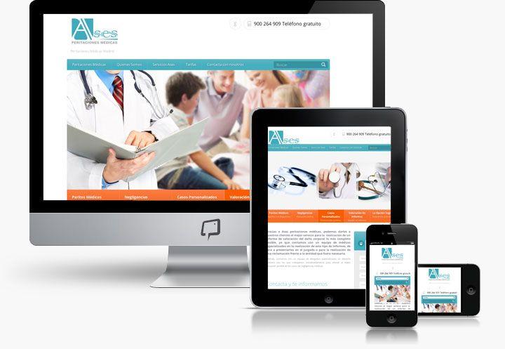 http://www.basicum.es/portfolio-item/diseno-web-empresa-ases-peritaciones-medicas/ Diseño web Responsive para empresa de peritaciones medicas creado por Basicum.es