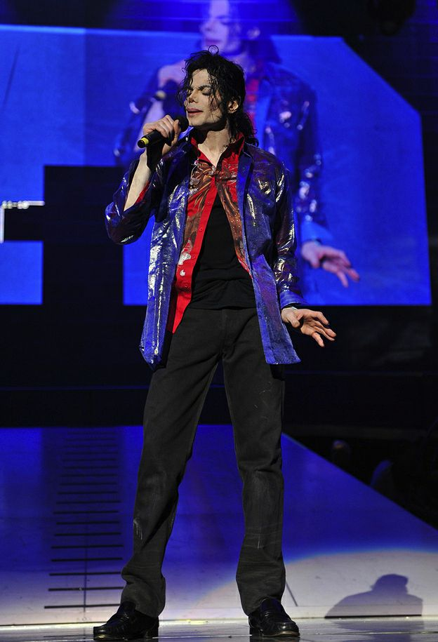 2009 | Michael Jackson Through The Years