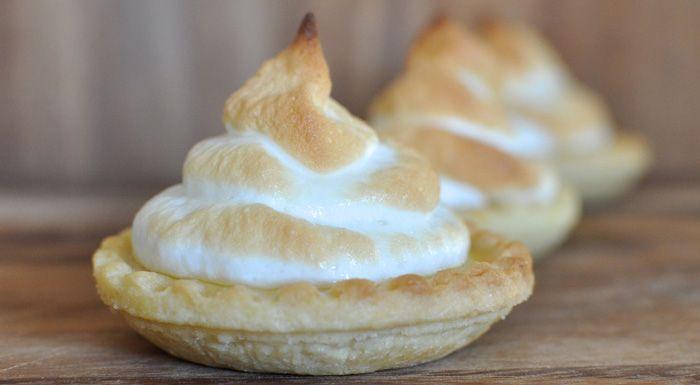 Lemon Meringue Tarts Recipe - Queen Fine Foods  www.queen.com.au/kitchen/lemon-meringue-tarts/