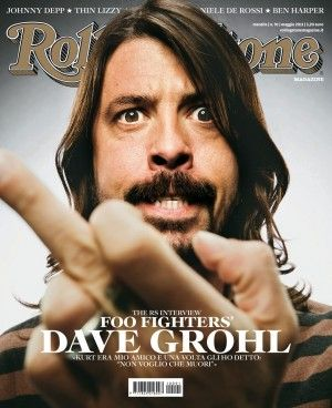 DAVE GROHL IS A GOD