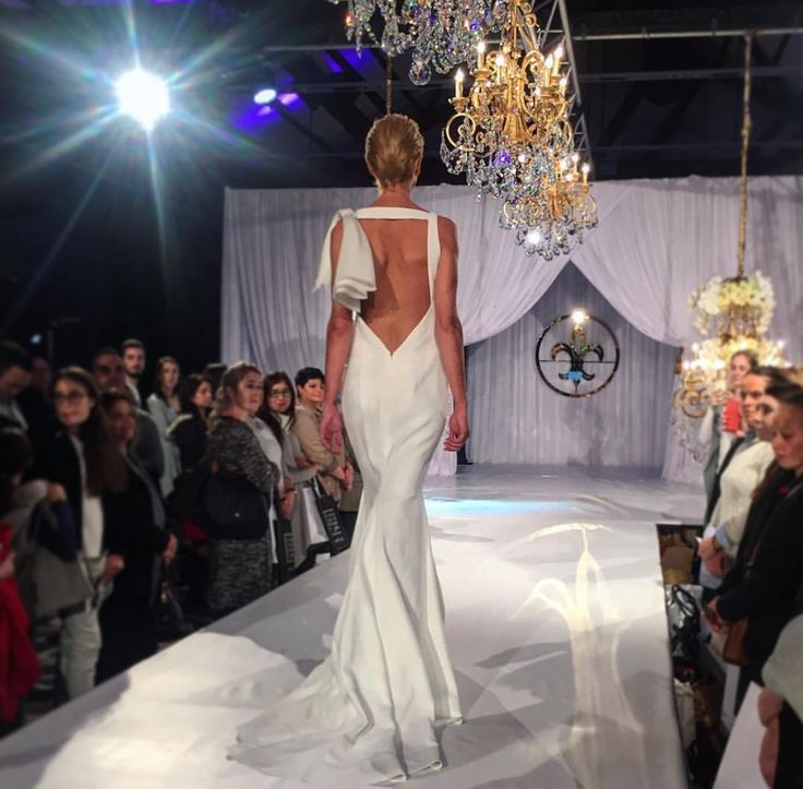 Panache Wedding Gowns: It Is All About The Back... Stunning Vera Wang! Www