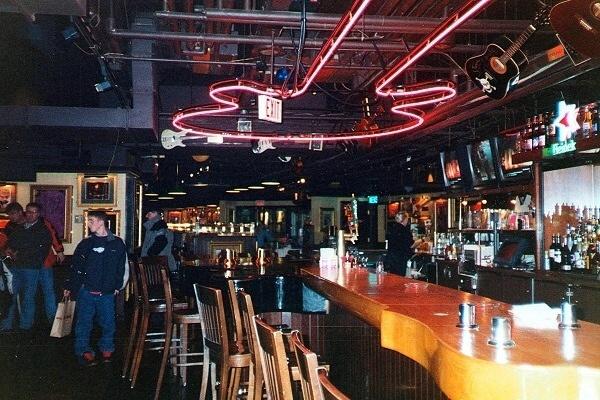 Hard Rock Cafe, Toronto Skydome